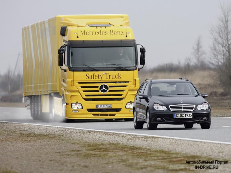 Mercedes'овские тормоза признаны лучшими