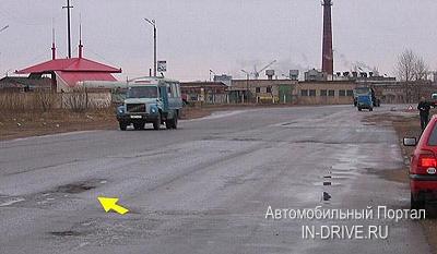 Соответствуют ли ГОСТу ямы на дорогах?