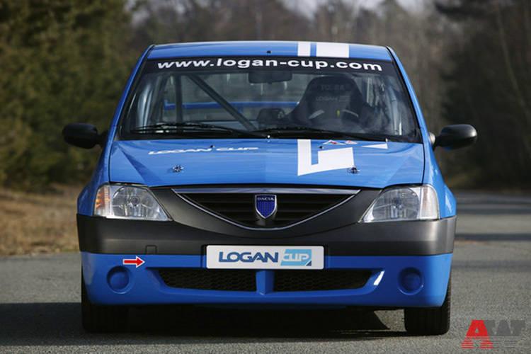 Renault Logan: «спорткар для бедных»