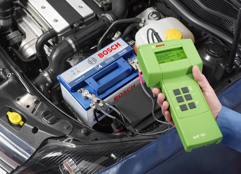 Подготовка аккумулятора к зиме. Советует и рекомендует Bosch