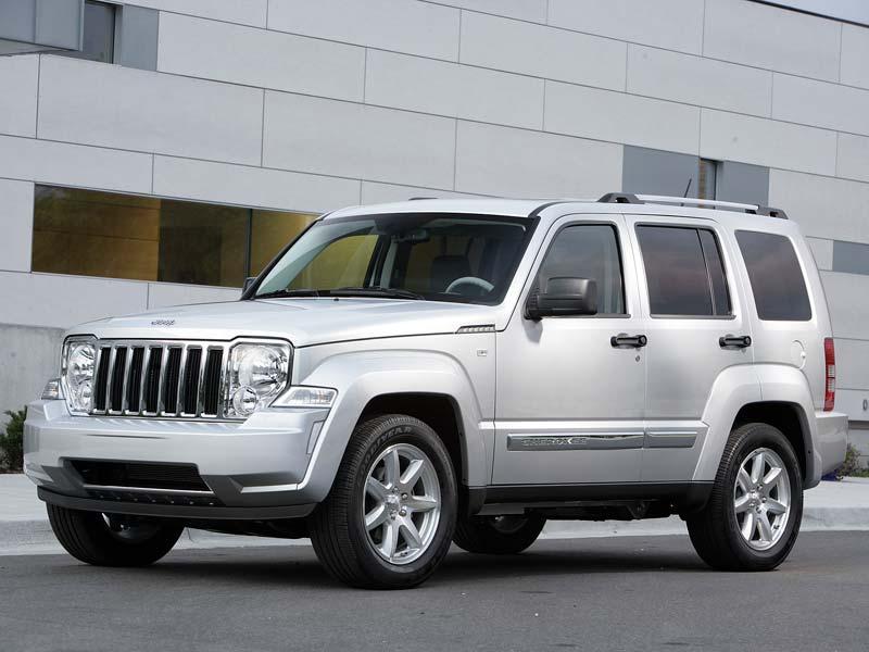 Jeep Cherokee. Классический стиль