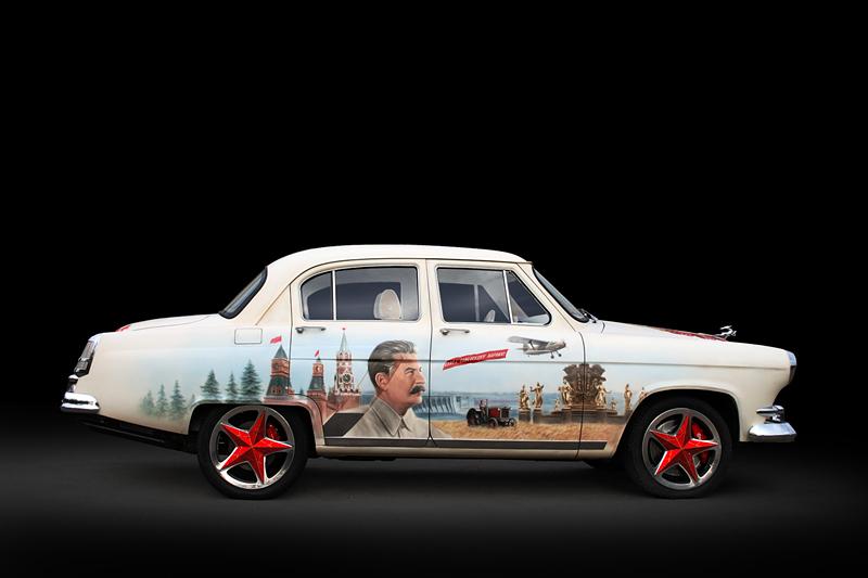 Volga-Cayenne и история ее создания (Фото)
