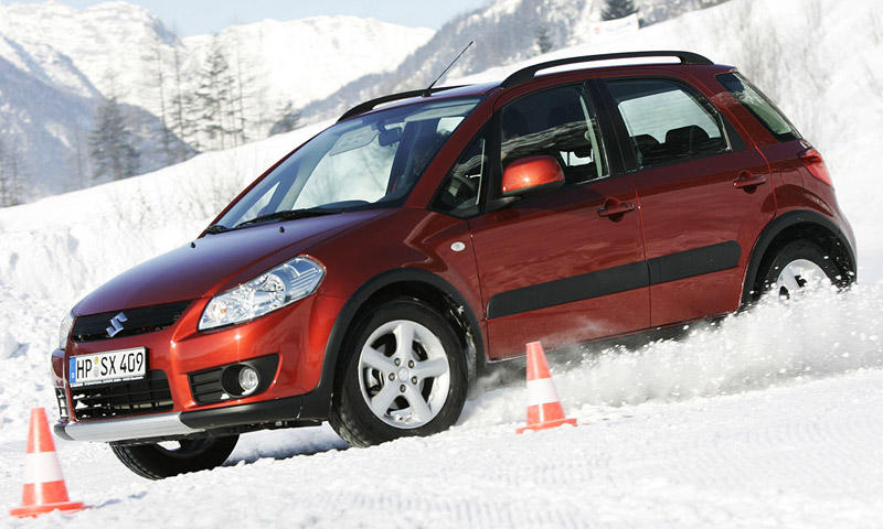 Лучшие автомобили для выхода из зимней спячки