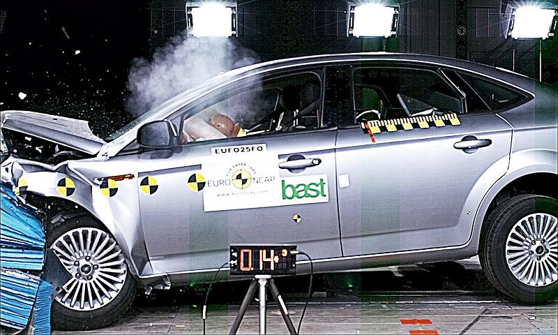 Самые опасные и безопасные авто 2007 года