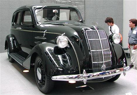 Toyota Model AA.