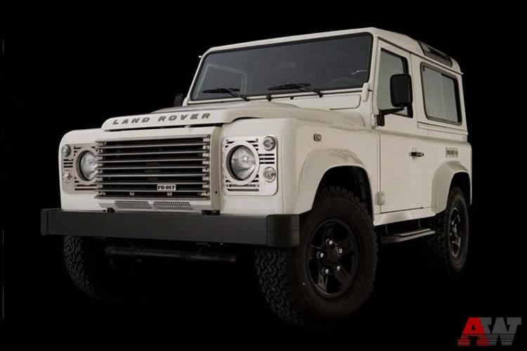 Land Rover Defender: внедорожник «от кутюр»
