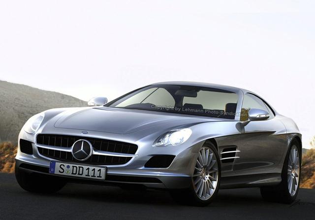 Пять новинок Mercedes-Benz (поклонникам марки не читать)