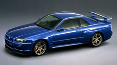 Фотогалерея всех Nissan Skyline