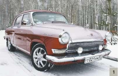Автомобиль покрасили и восстановили в Нижнем Новгороде, а дальнейшие усовершенствования производились уже в Москве.