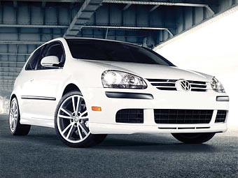 VW Rabbit. Фото компании Volkswagen