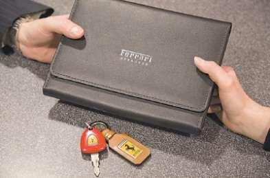 Купить Ferrari с обратным выкупом пока нельзя, но кто же расстанется с таким прекрасным авто?