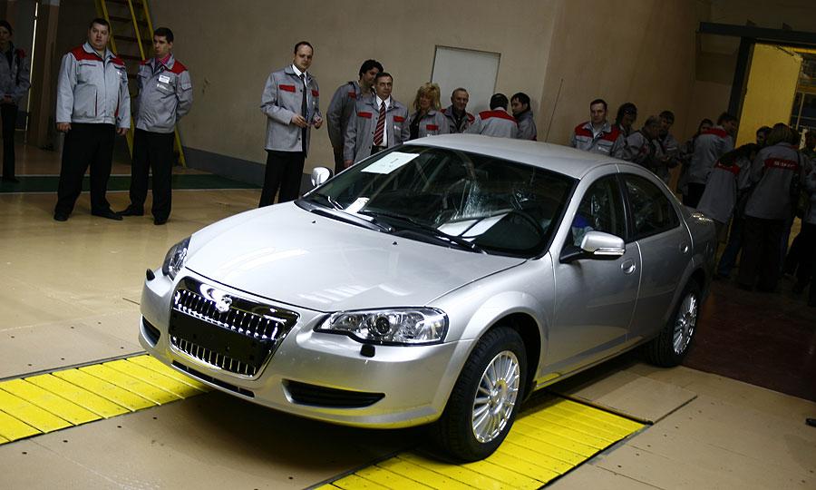 Обзор новых авто бизнес-класса в России