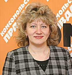 Евгения Степанцова