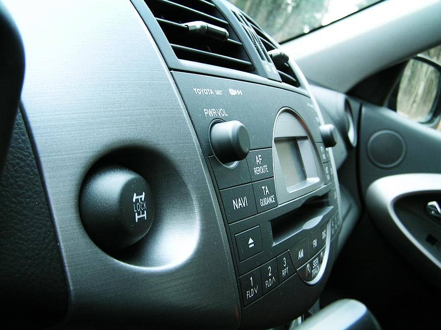 Секреты Toyota RAV4 лидера класса 4x4