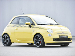 Fiat 500 от Hamann (ФОТО)