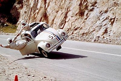 9. Volkswagen Beetle, «Любимый жук» 300 км/ч