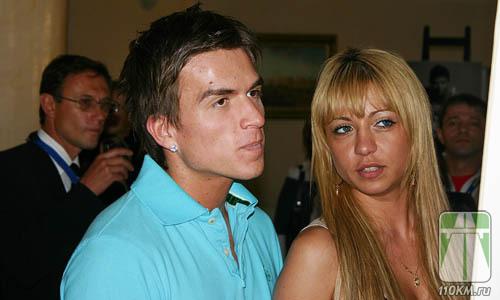 Влад и его девушка с большим интересом осмотрели выставку