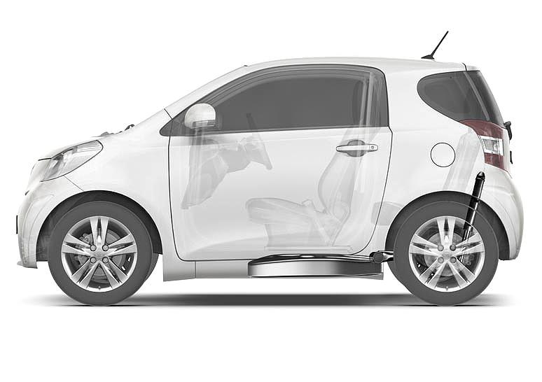 Автомобильный тест на IQ