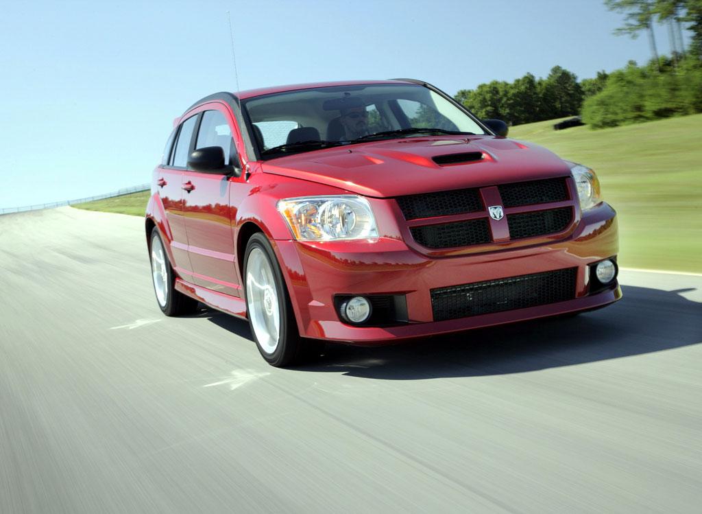 Выстрел из крупного калибра: Dodge Caliber SRT4