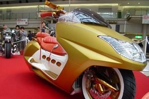 Yamaha Maxam 3000 Concept