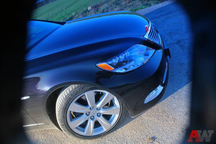 Lexus LS 600h L: Гетерозис или кроссбридинг?
