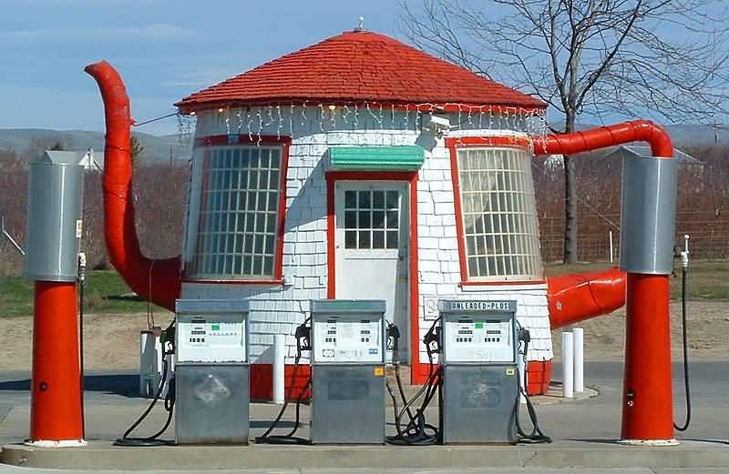 Бензин ваш – идеи наши