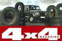 4x4 Magazine: тесты внедорожных шин класса MudTerrain