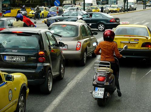 Самые опасные дороги Европы