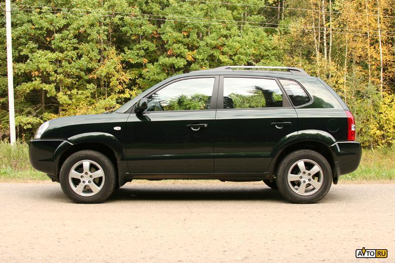 Тест-драйв Hyundai Tucson: заманчивое предложение