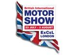 Автосалон в Лондоне 2008 / 2008 British International Motor Show