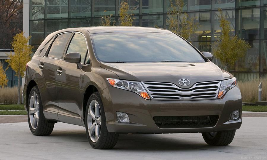 Новая Toyota Venza – внедорожник будущего