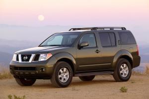 Nissan представил Pathfinder 2009 модельного года