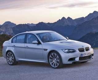BMW M3 совместил в себе скорость гоночного болида и комфорт городского седана