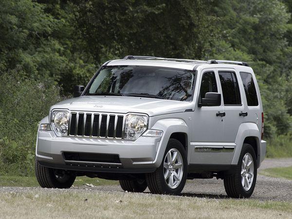 Jeep Cherokee New - братец Nitro