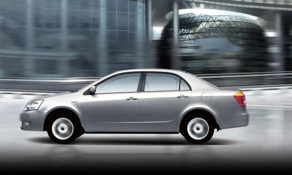 Обзор моделей нового поколения китайских авто 2008