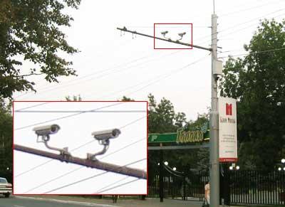 Видеокамера ГАИ Оренбург Постникова