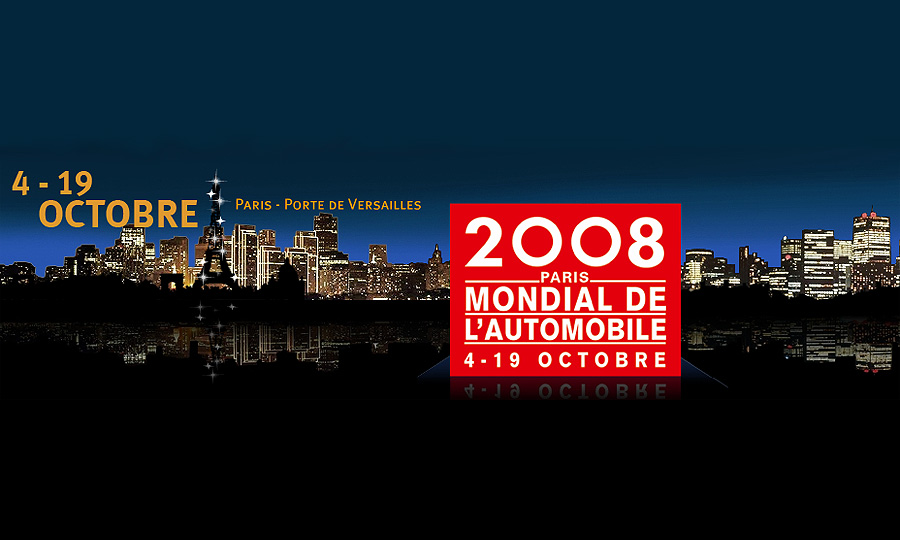 Главное о Парижском автосалоне 2008