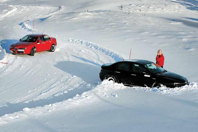 Какие зимние шины рекомендуют заводы?