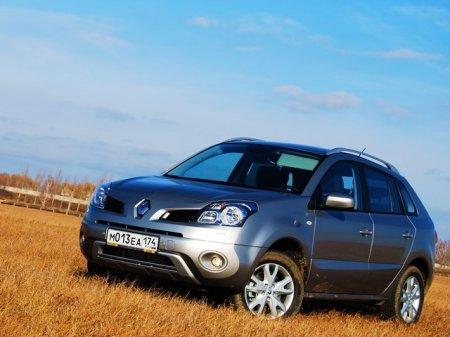 Renault Koleos 8211; большой «бардак»!