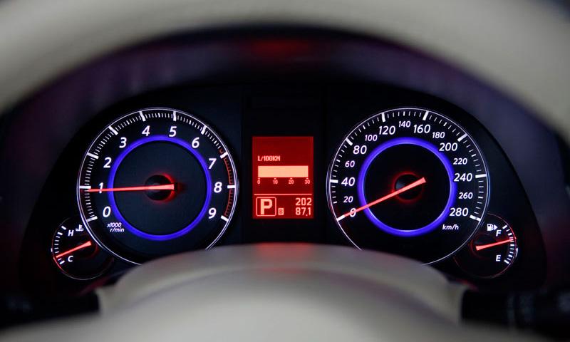 Infiniti выпускает на рынок свой новый бестселлер FX50