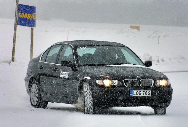 Глобальной обзор новинок зимних шин сезона 2008-2009