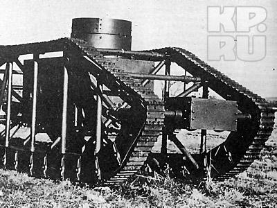 Техника Первой мировой
