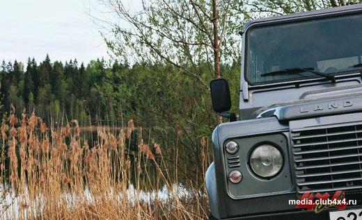 Чип-тюнинг Land Rover Defender
