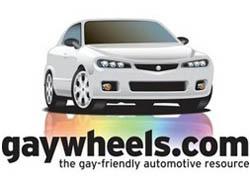 Названы лучшие машины для геев. Фото gaywheels.com