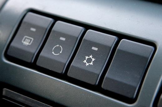 Кондиционер - невиданная доселе роскошь на отечественном автомобиле (фото: Дни.Ру/Дмитрий Коротаев)