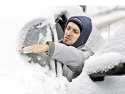 10 зимних ошибок автовладельцев