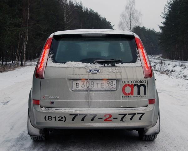 Ford C-Max и Mazda CХ-7. Кто практичнее?