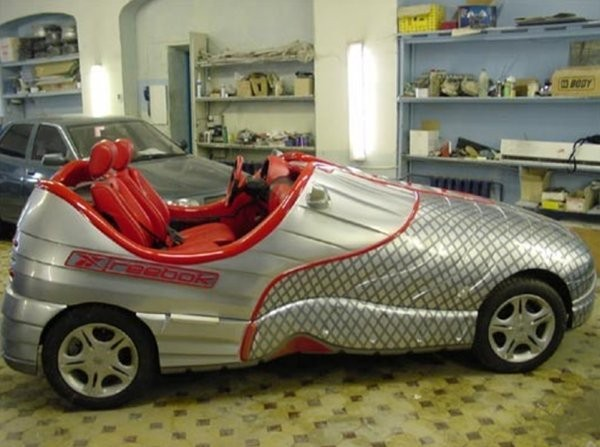 Самые необычные автомобили планеты