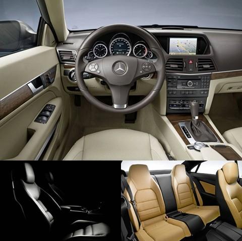 Мы узнали, что скрыто под кузовом нового купе Mercedes Е-класса