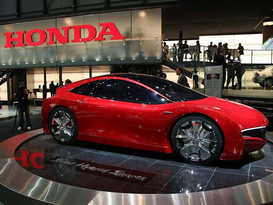 Автомобили с гибридной силовой установкой